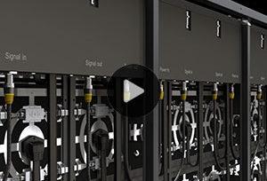铝底壳模组LED显示屏的安装及维护视频