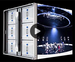 P5.7 LED显示屏视频介绍